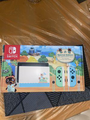 Animal Crossing Nintendo Switch for Sale in Santa Fe Springs, CA