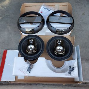 Virtual Realty sound labs speakers 6 1/2 3 way RV 360 for Sale in Phoenix, AZ
