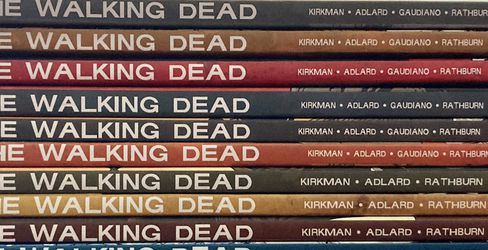 The Walking Dead: Volumes 1-2; 17-25 for Sale in Chicago,  IL
