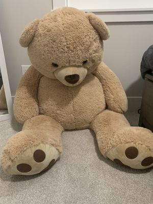 Big teddy bear for Sale in Seattle, WA