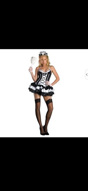 Sexy French maid halloween costume for Sale in Chino, CA
