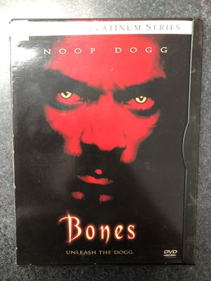 Snoop Dogg Bones DVD - used for Sale in Preston, CT