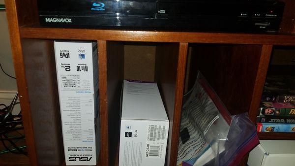 Magnavox Blu-Ray and DVD Player