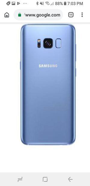 Samsung Galaxy s8 unlock for Sale in Alexandria, VA