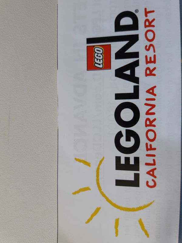 I need 4 tickets Legoland and Water park