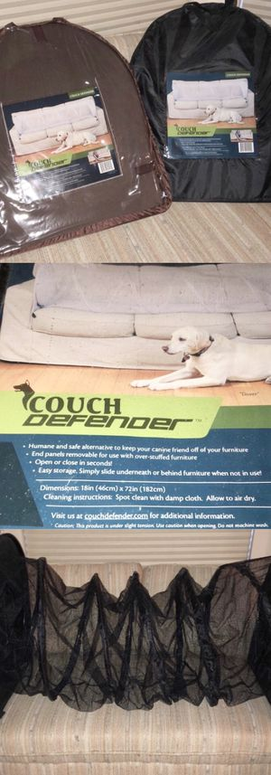 2- COUCH DEFENDERS for Sale in Houston, TX