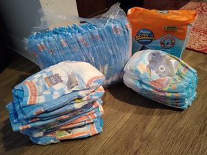 3T - 4T Boys Pull ups/Swim Diapers for Sale in Denver, CO