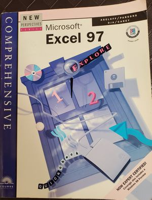 Computer Book - Microsoft Excel 97 for Sale in Puyallup, WA