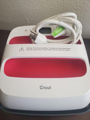 Cricut Heat Press 2 for Sale in Carlsbad, CA