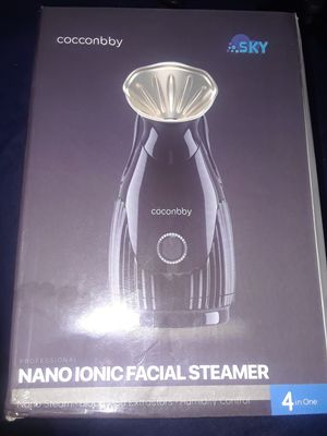 Nano ionic facial steamer for Sale in Riverside, CA