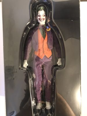 The Joker Sideshow Collectibles Figure for Sale in Hawthorne, CA