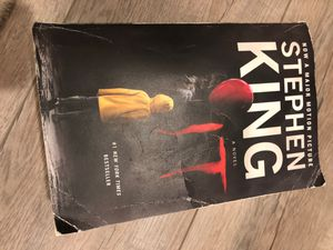 Stephen Kings IT novel for Sale in Los Angeles, CA