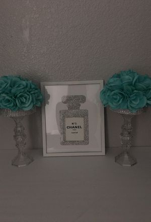 Chanel perfume frame for Sale in Moreno Valley, CA