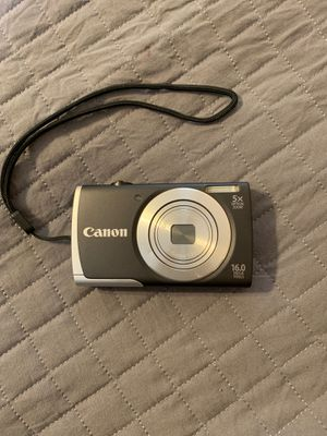 Canon camera 8gb 5x zoom for Sale in Yeadon, PA