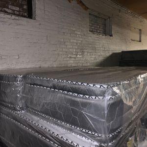 Jumbo pillow tops for Sale in Glen Ellyn, IL