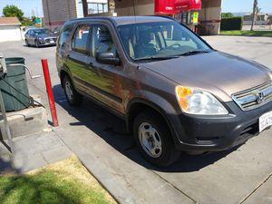 2002 Honda CRV for Sale in Placentia, CA