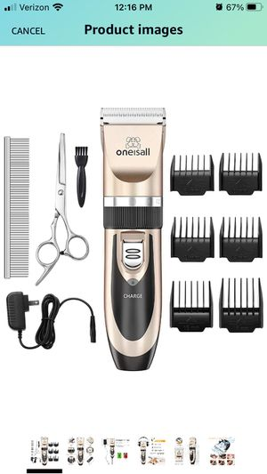 Dog clipper - grooming tools for Sale in Mesa, AZ