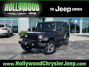 2016 Jeep Wrangler Unlimited for Sale in Hollywood, FL