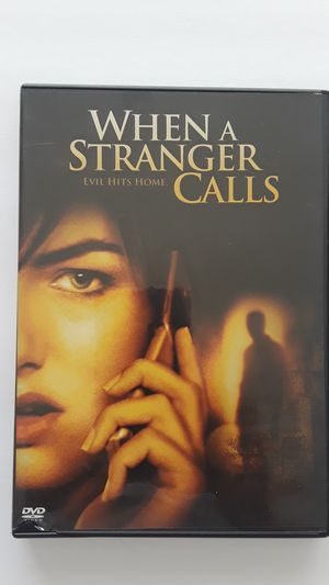 When A Stranger Calls & The Messengers for Sale in Tamarac, FL