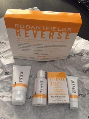 Rodan & Fields Reverse travel kit for Sale in Gilbert, AZ