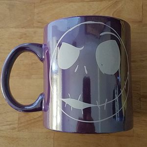 Disney Nightmare before Christmas Purple Mug for Sale in Hayward, CA