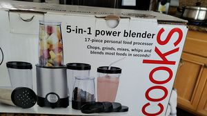 Blender Cooks brand for Sale in La Habra Heights, CA