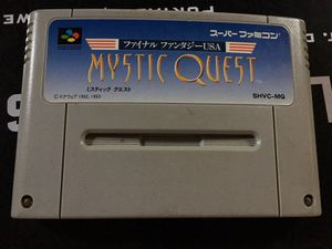 Secret of mana final fantasy 1 2 3 4 5 6 mystic quest Nintendo super famicom nes snes for Sale in Everett, WA