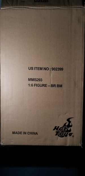 Hot Toys Sideshow Batman Returns Michael Keaton 1/6 scale collectible for Sale in Wayne, NJ