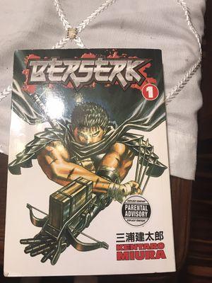 Berserk manga for Sale in Winter Haven, FL