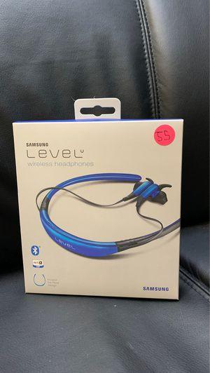 samsung wireless headphones for Sale in San Bernardino, CA