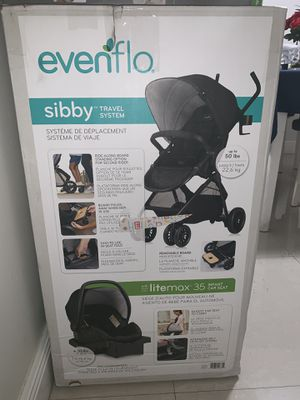 Stroller and infant car seat for Sale in Coral Gables, FL