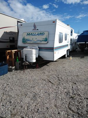 24' Mallard Trailer with Shower & Toilet for Sale in Post Falls, ID