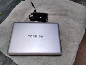 Toshiba satellite laptop computer excellent condition works great for Sale in Sedona, AZ