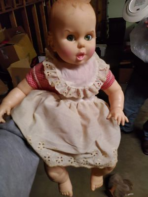 Vintage doll for Sale in Winchester, IN