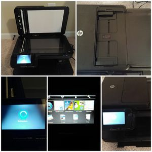 HP Photosmart 7520 All In One Printer for Sale in Grovetown, GA