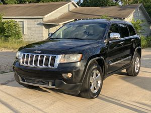 2011 Jeep Grand Cherokee Limited for Sale in Duncanville, TX
