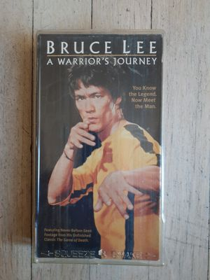 Bruce Lee Documentary (VHS) for Sale in Bakersfield, CA