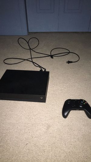 Xbox one x for Sale in Sanford, NC