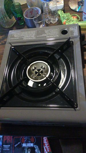 Coleman butane stove for Sale in Vancouver, WA
