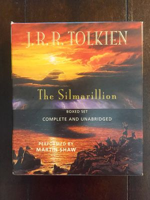 The Silmarillion Audio Boxed Set for Sale in Hollywood, FL