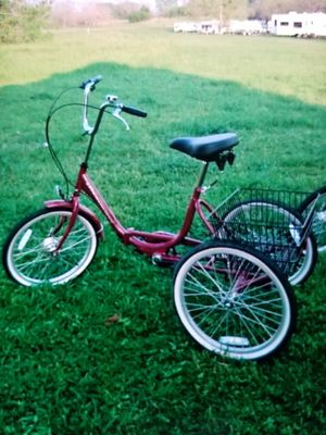 Adult Trike Bike for Sale in Stafford, TX