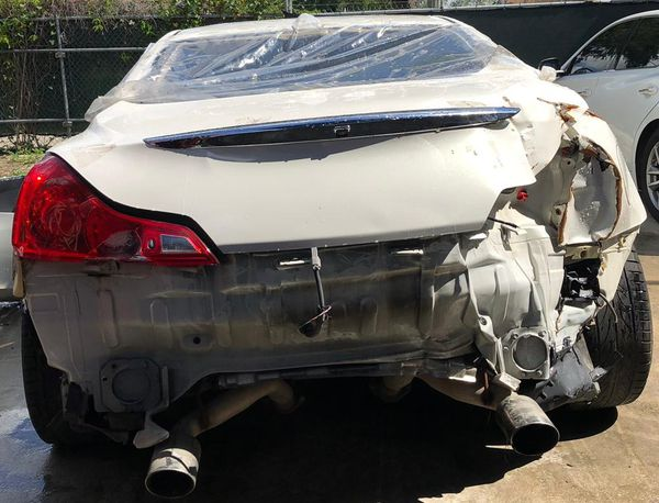 2008 2009 2010 2011 2012 2013 2014 2015 2016 INFINITI G37 Q60 COUPE PART OUT!