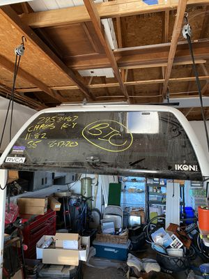 Hard Top Camper Shell for Sale in Escondido, CA