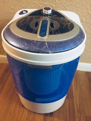 FATHER's DAY SPECIAL—NEW ENSUE MINI PORTABLE WASHER & SPIN DRYER for Sale in Houston, TX