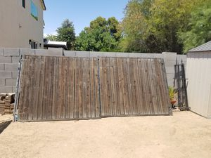 14 f RV gate for Sale in Phoenix, AZ