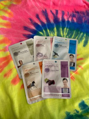 Face mask sheets for Sale in Phoenix, AZ