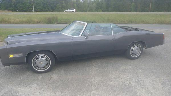 El Dorado Cadillac For Sale