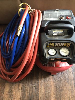 Air compressor with hoses for Sale in Byrnes Mill, MO