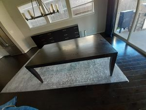 Table and leaf dining table for Sale in Houston, TX