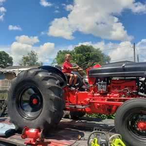 801 Ford Tractor for Sale in Lake Alfred, FL